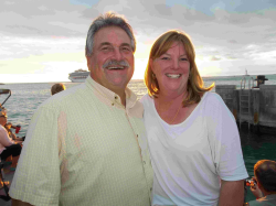 Donna And Dennis Krumblis