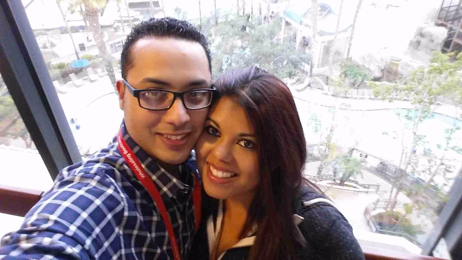 Felix & Melissa JIMENEZ